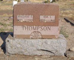 Ida Louisa <i>Oglesby</i> Thompson