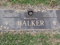 Ann <i>Peacock</i> Walker