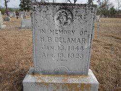 Henry Bernard DeLAMAR