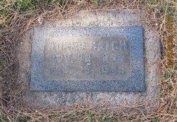 Agnes A. <i>McGennis</i> Hatch