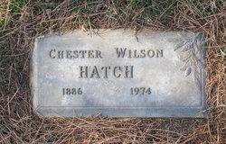 Chester Wilson Hatch