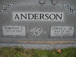 Edwin Shepherd Anderson, Jr