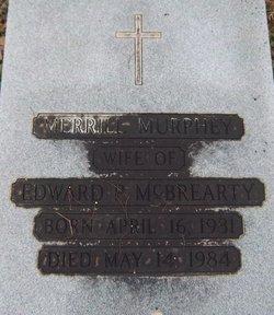 Merrill <i>Murphey</i> McBrearty