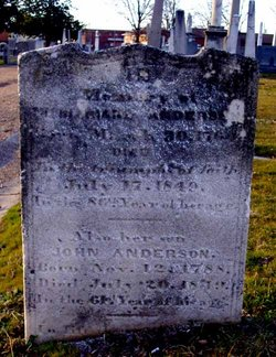 Marianna Mary <i>Mayo</i> Anderson