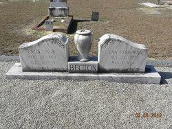 Lena D <i>Perryman</i> Becton