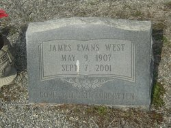 James Evans West