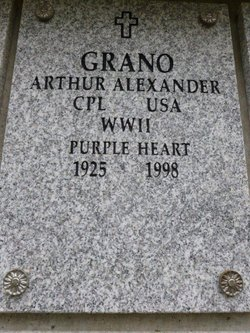 Arthur Alexander Grano