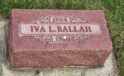 Iva Laura <i>Hoover</i> Ballah