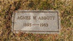 Agnes <i>Whittington</i> Abbott