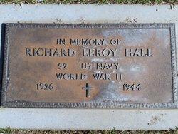 Richard Leroy Hall