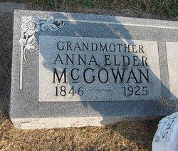 Millie Annie Annie <i>Elder-Haun</i> McGowan