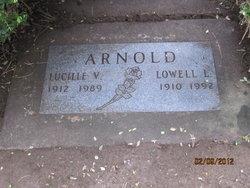 Lucille V <i>Herrington</i> Arnold