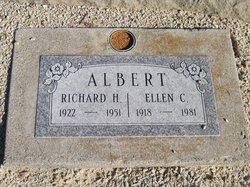 Ellen Cathrine <i>Martin</i> Albert