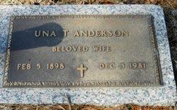 Una T Anderson