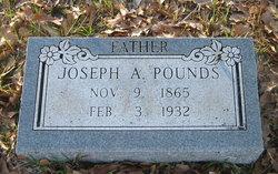 Joseph A Pounds