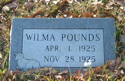 Wilma Pounds