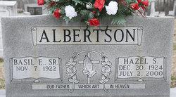 Hazel <i>Saunders</i> Albertson