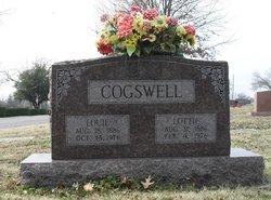 Lottie <i>Sherrard</i> Cogswell