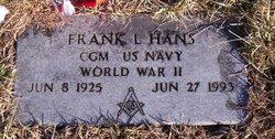 Frank L Hans