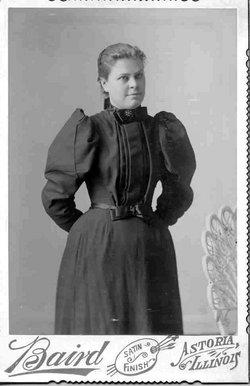 Fredonia Anna Donia <i>Walton</i> Schuman