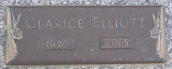 Clarice <i>Cook</i> Elliott