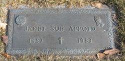 Janet Sue Appold
