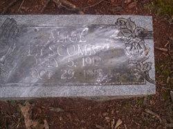 Alice Estella Lipscomb