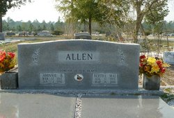 Bertha Mae Allen