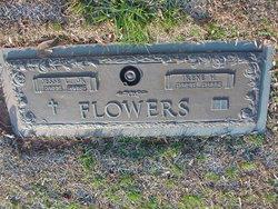 Irene <i>Hawkins</i> Flowers
