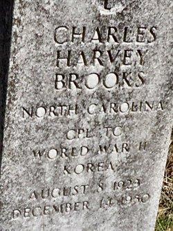 Corp Charles Harvey Brooks