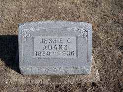 Jessie G. Adams