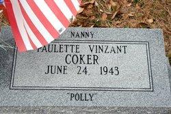 Paulette <i>Vinzant</i> Coker