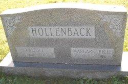 Margaret Belle Hollenback