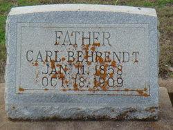 Carl Charles or Charlie Behrendt