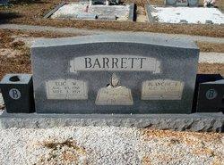 Elic W Barrett