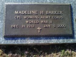 Corp Madeline <i>Hawthorne</i> Barker