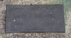 Maud J Wolaver