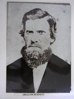 Absalom Burnett
