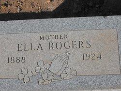 Ella <i>Bowman</i> Rogers