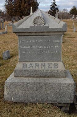 Sarah S. <i>Brooks</i> Barnes