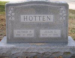 Julia Louisa <i>Say</i> Hotten