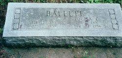 Louisa C. <i>Seger</i> Balluff