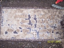 James William Bill Harney