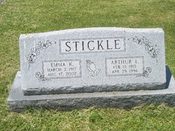 Emma Katherine <i>Favorite</i> Stickle