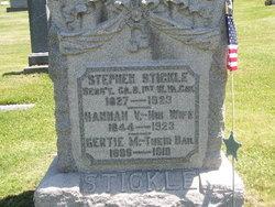 Stephen Stickle