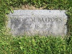 Sadi Martha <i>Stickle</i> Barrows