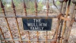 Mullikin Family Cemetery