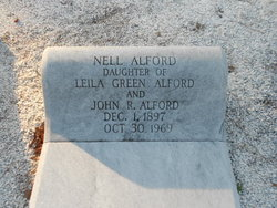 Nell Alford