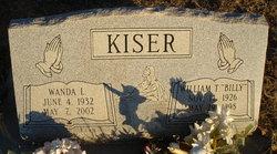 William Thomas Billy Kiser