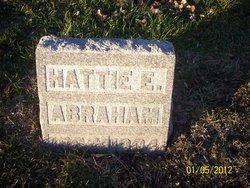 Hattie E. Abraham